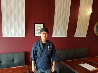 Head Chef Toshi Tanaka